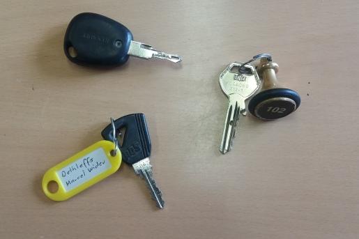 Schlüssel 12.03.2018